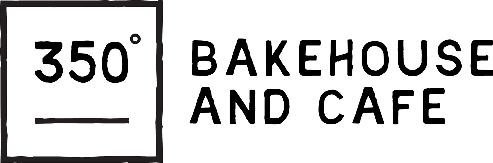 350 bakehouse and cafe logo