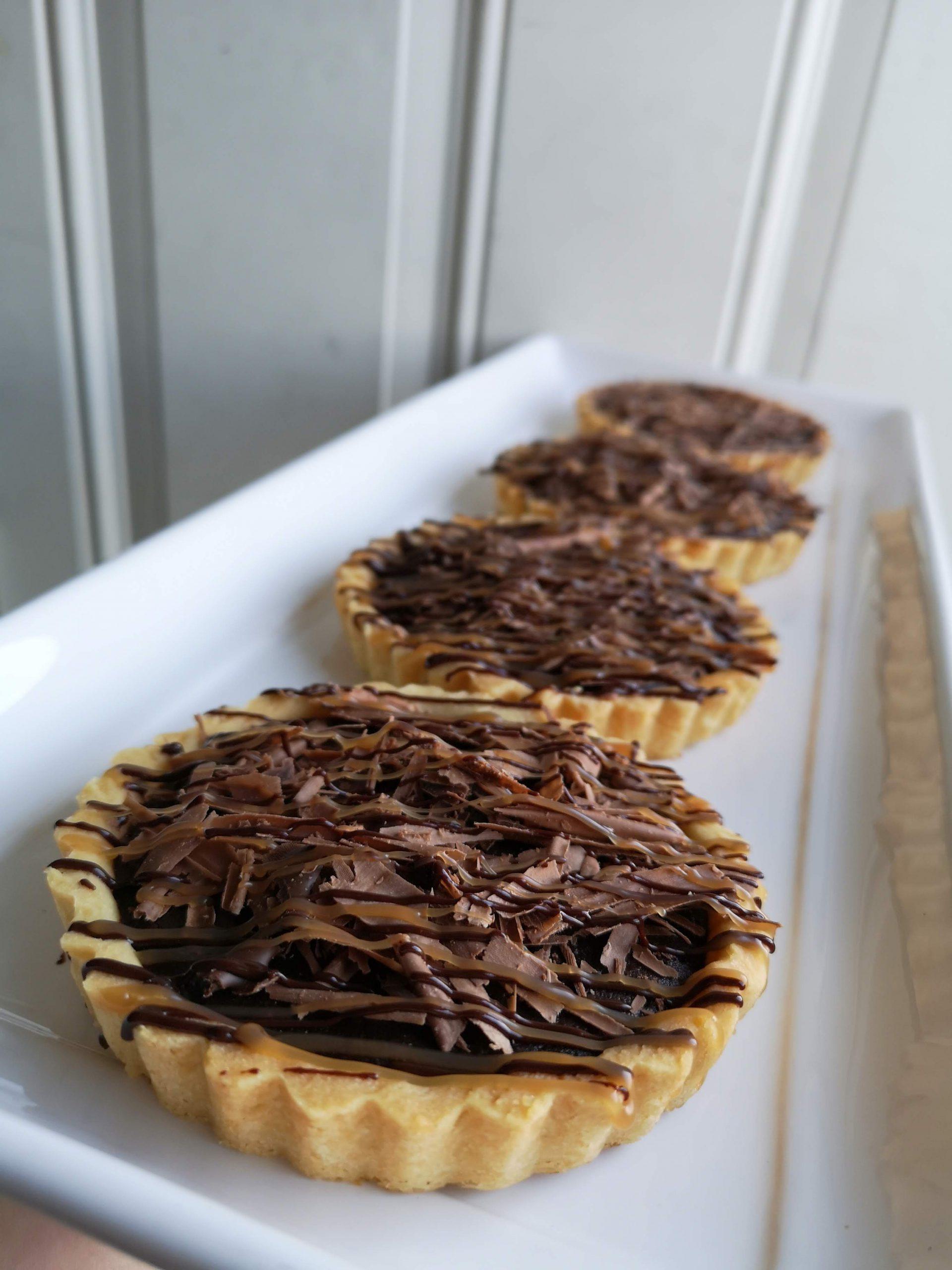 Custom baking - Chocolate Tart