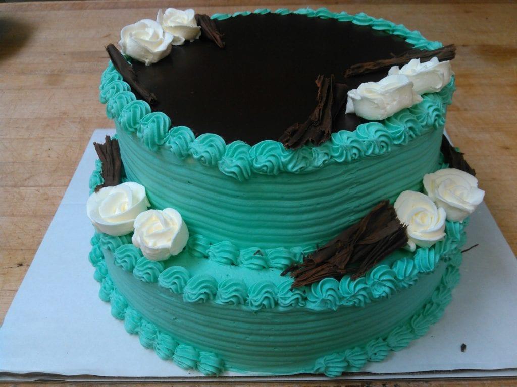 Custom cakes - multiple layers