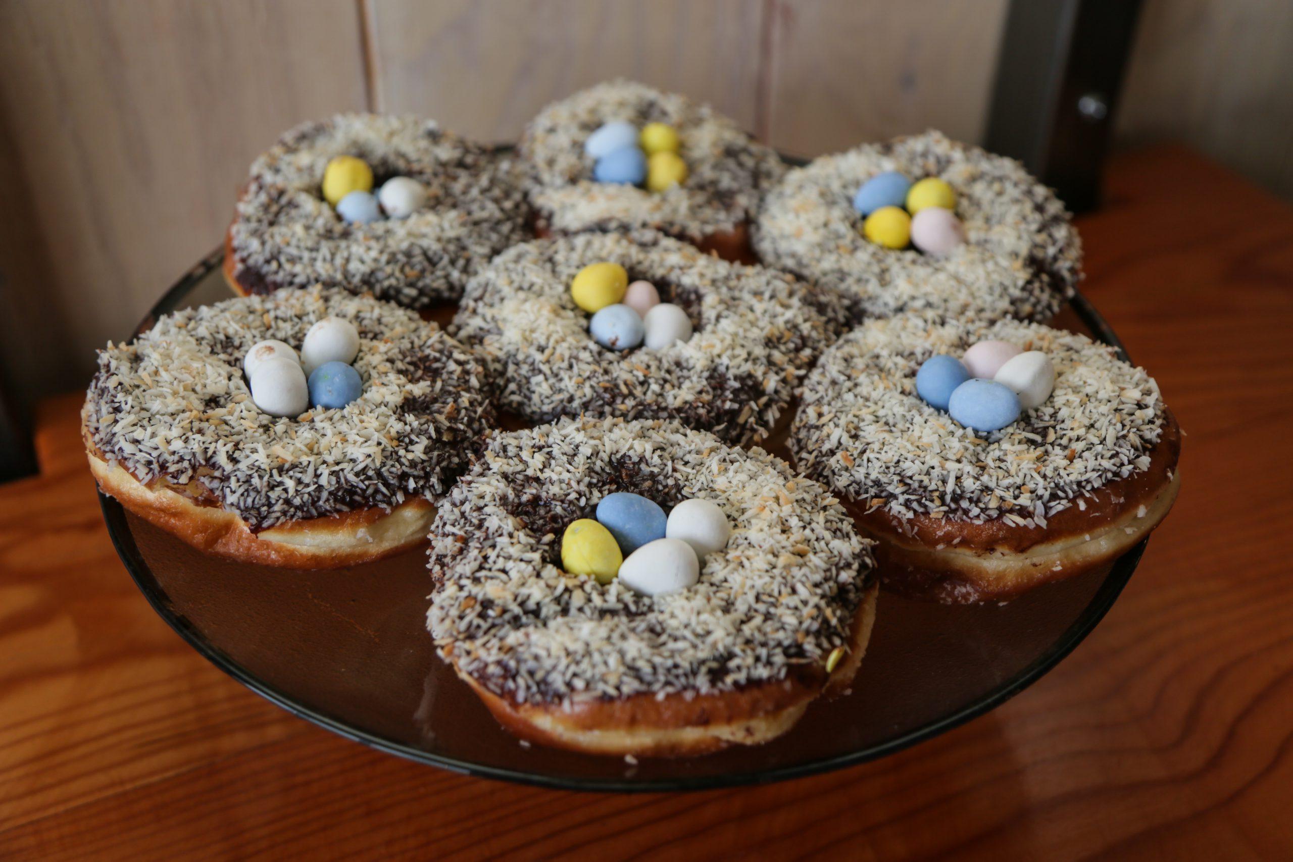 Easter - Custom baked donuts