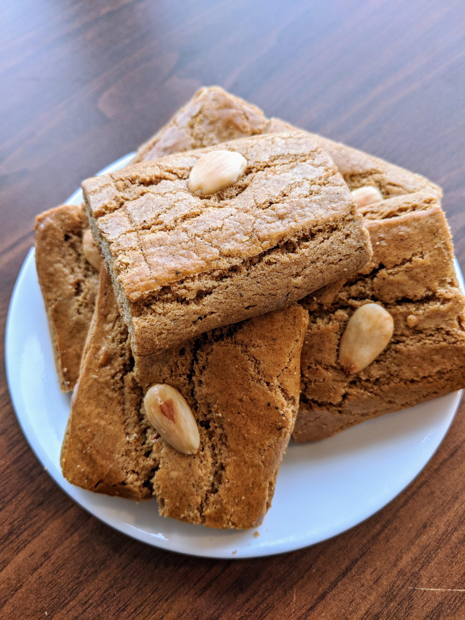 Filled speculaas