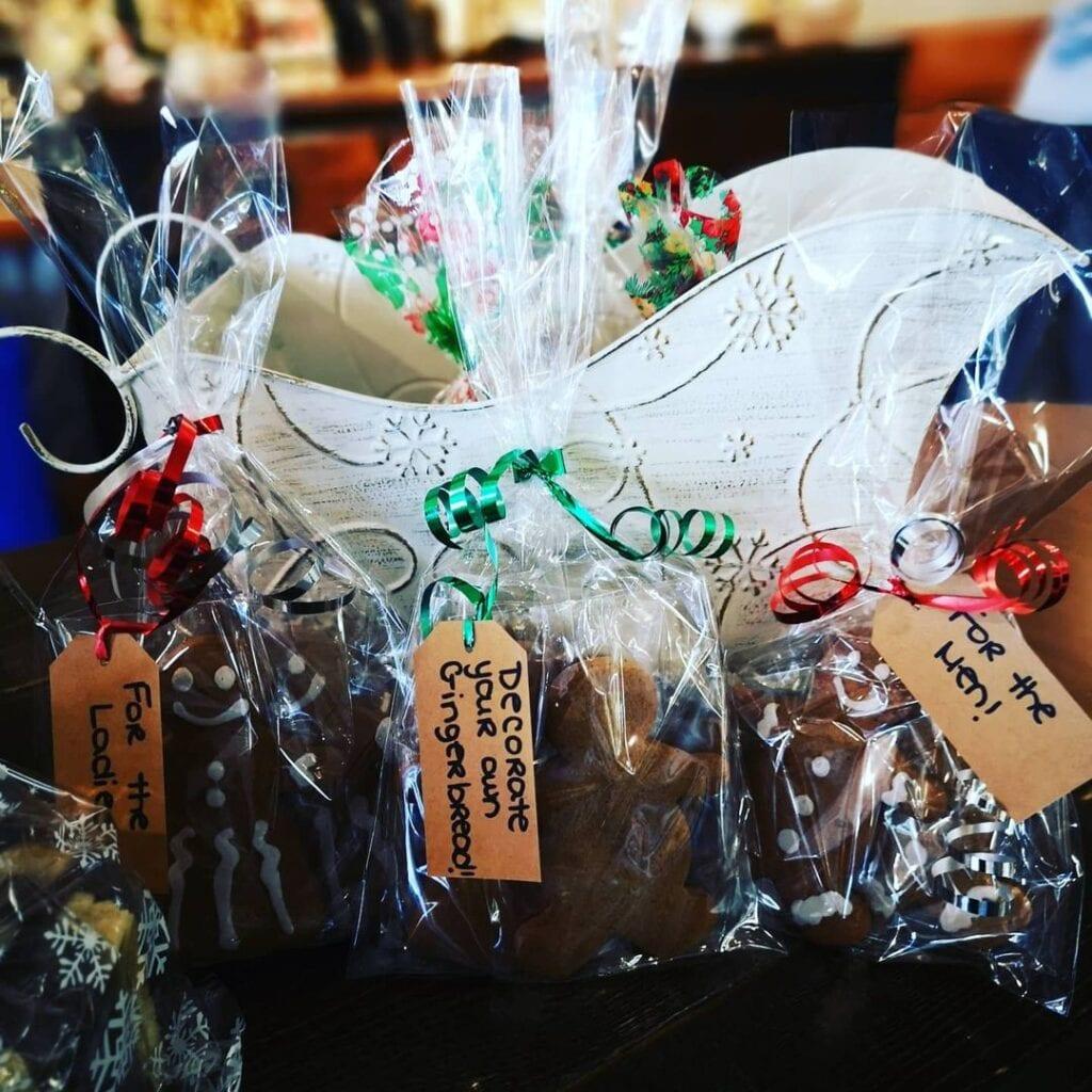 Bakery gift baskets 2020