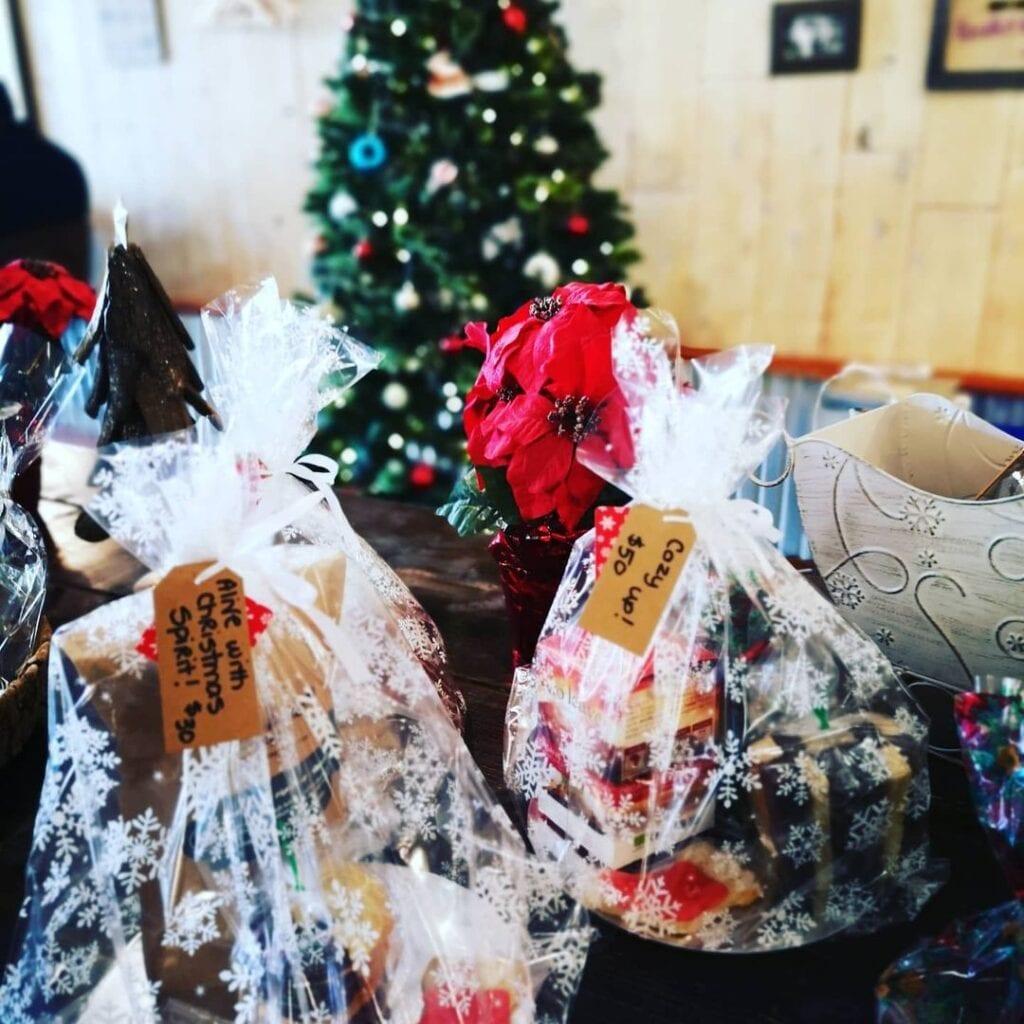 Christmas gift baskets 2020